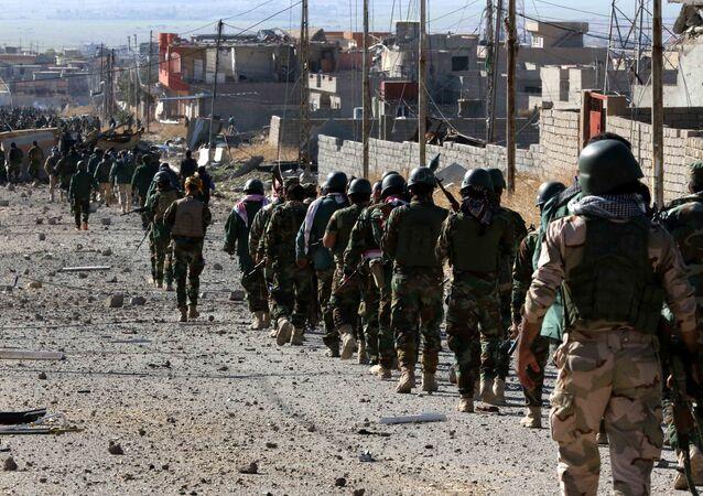 Sincar'da PKK ve Peşmerge arasında ateşkes