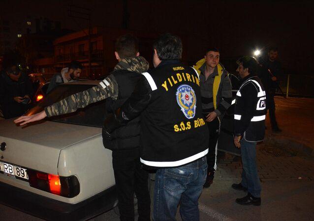 Bursa'da düzenlenen 'Huzur Operasyonu'