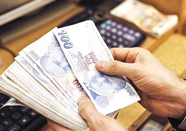 Türk Lirası banknot