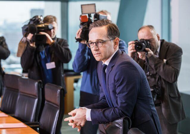Almanya Adalet Bakanı Heiko Maas