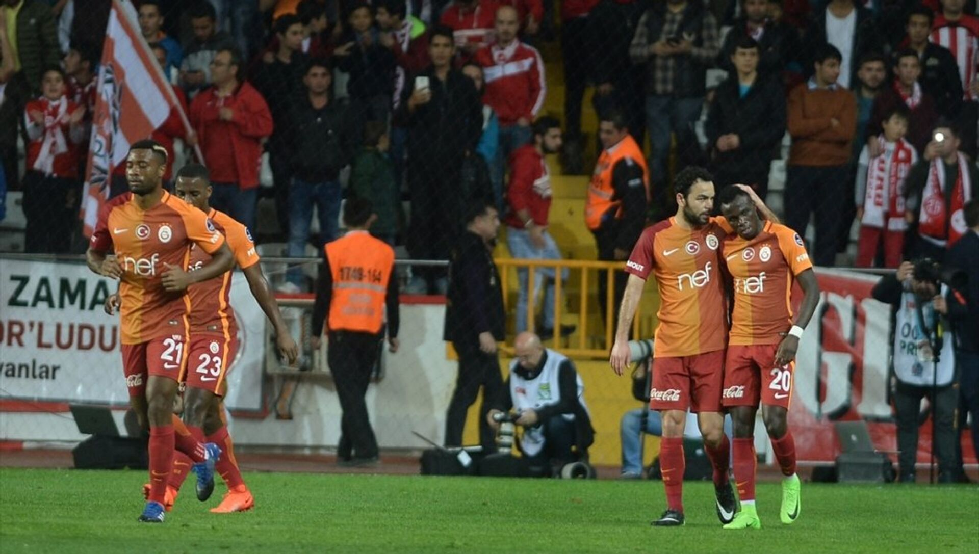 Antalyaspor - Galatasaray - Sputnik Türkiye, 1920, 30.07.2021