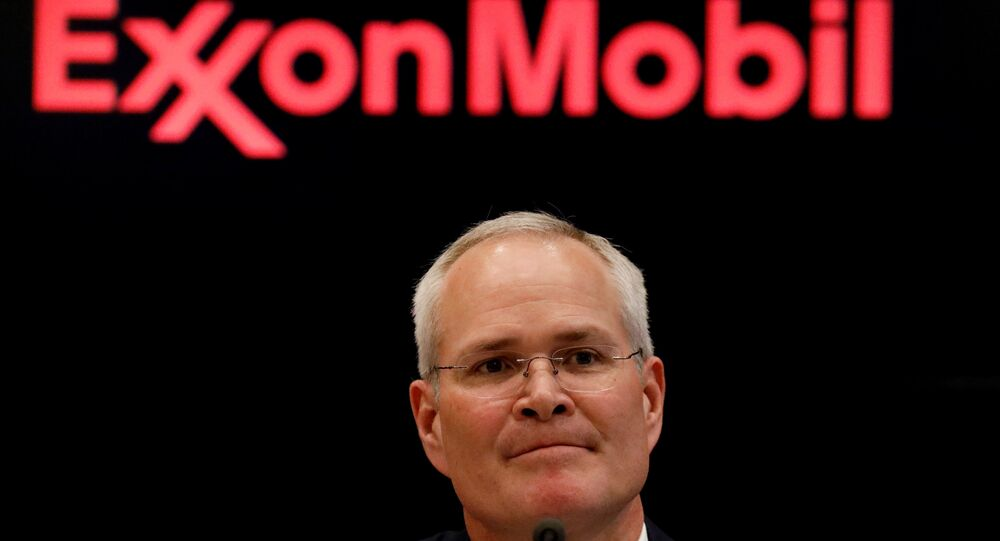 ExxonMobil'in CEO'su Darren Woods