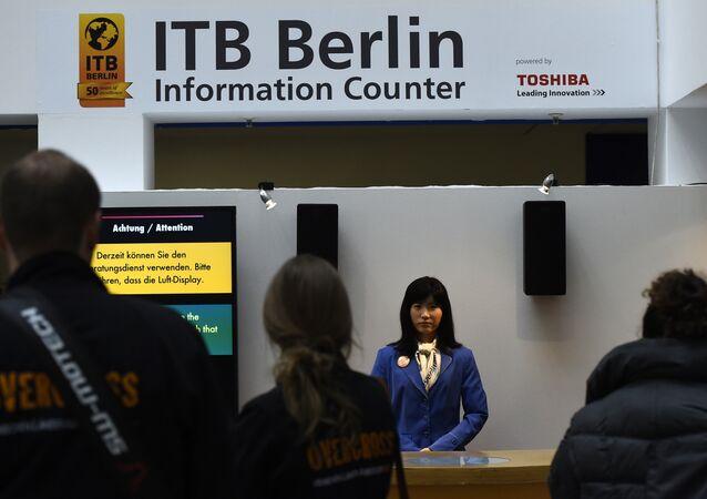 Berlin ITB turizm fuarı
