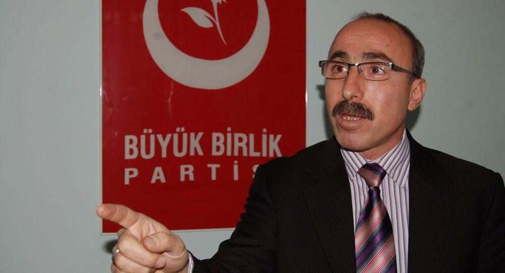 BBP Yüksek İstişare Kurulu Başkanı Hakkı Öznur