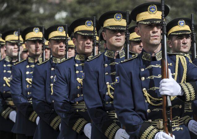 Kosova güvenlik güçleri
