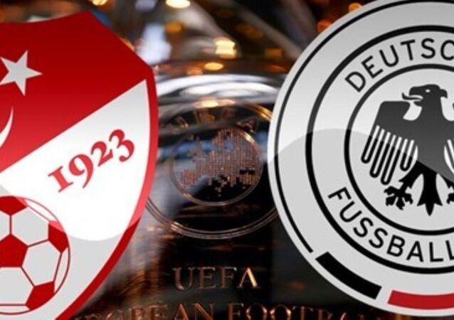 EURO 2024 - Türkiye - Almanya