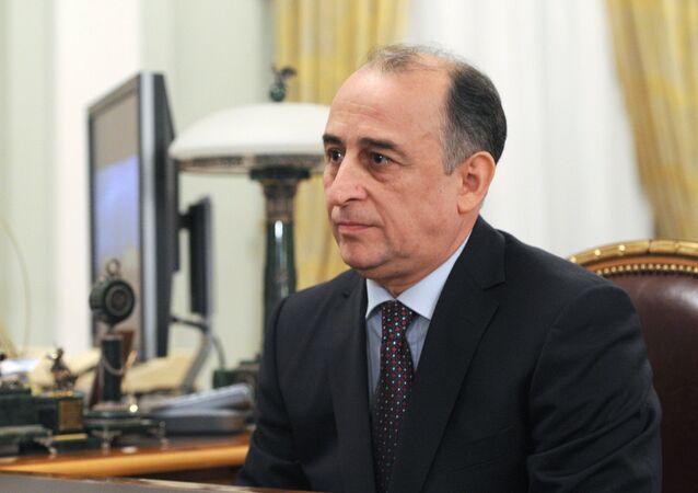 Kabardey-Balkar Cumhuriyeti'nin lideri Yuriy Kokov
