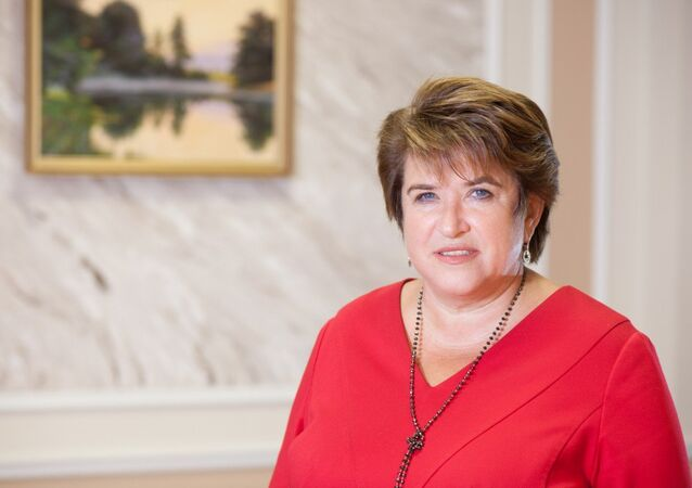 Lyubov Glebova