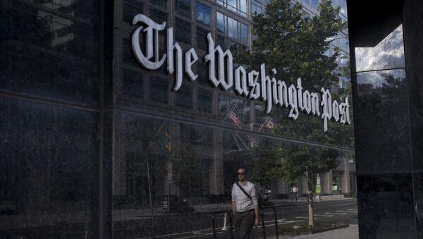 Washington Post - Sputnik Türkiye