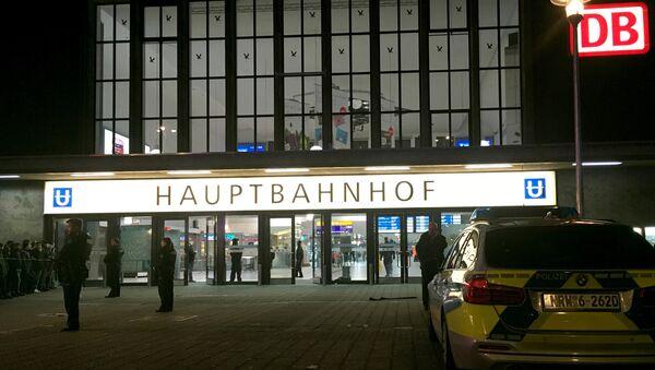 Almanya'da Düsseldorf kentinde baltalı saldırı - Sputnik Türkiye