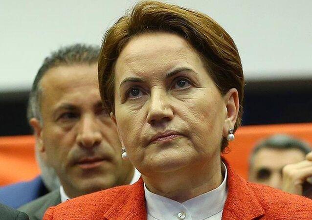 MHP'li Meral Akşener