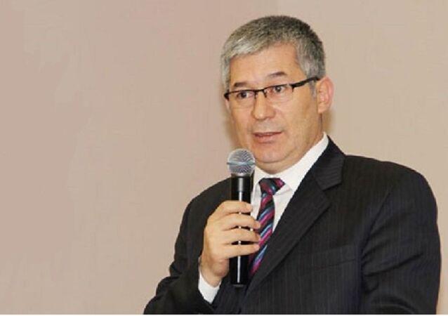 AK Parti Konya milletvekili Mehmet Babaoğlu