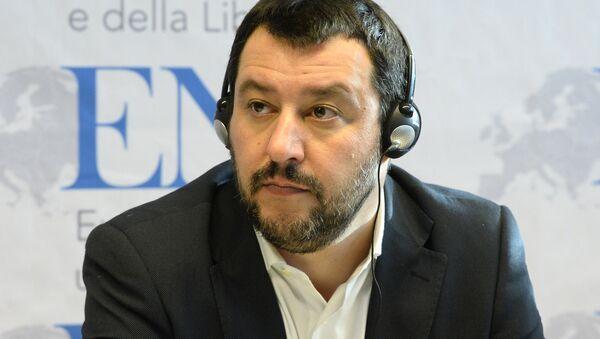 Matteo Salvini - Sputnik Türkiye