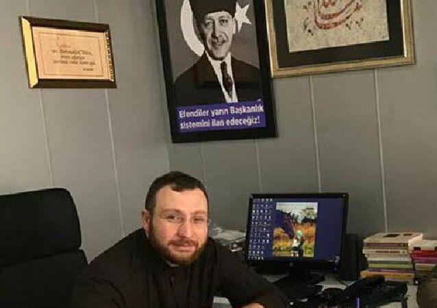 Gölcük Belediyesi'nde çalışan İdris Alp