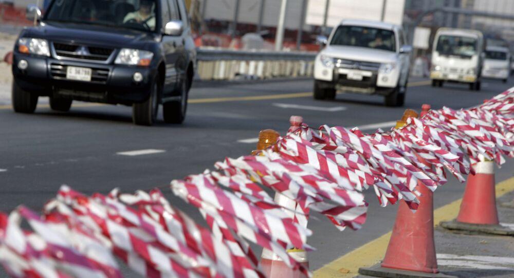 Körfez ülkeleri trafik terörüyle savaşıyor
