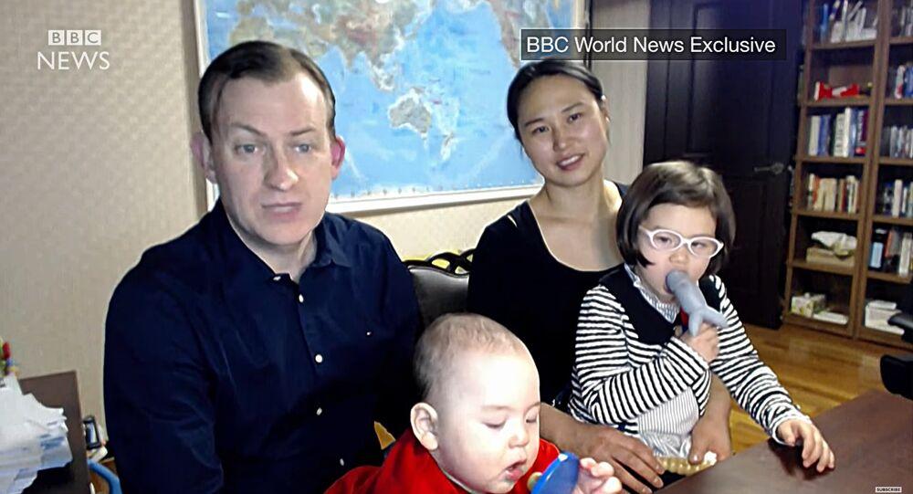 Prof.Kelly ve ailesi