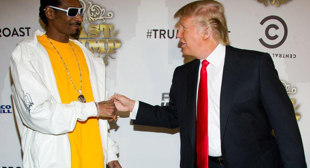 Snoop Dogg ve Donald Trump