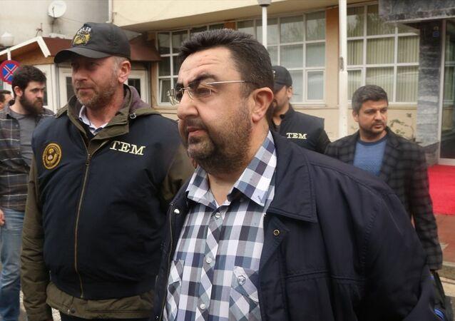 Sahil Güvenlik Karadeniz Bölge Komutanı Kıdemli Albay Murat Özer