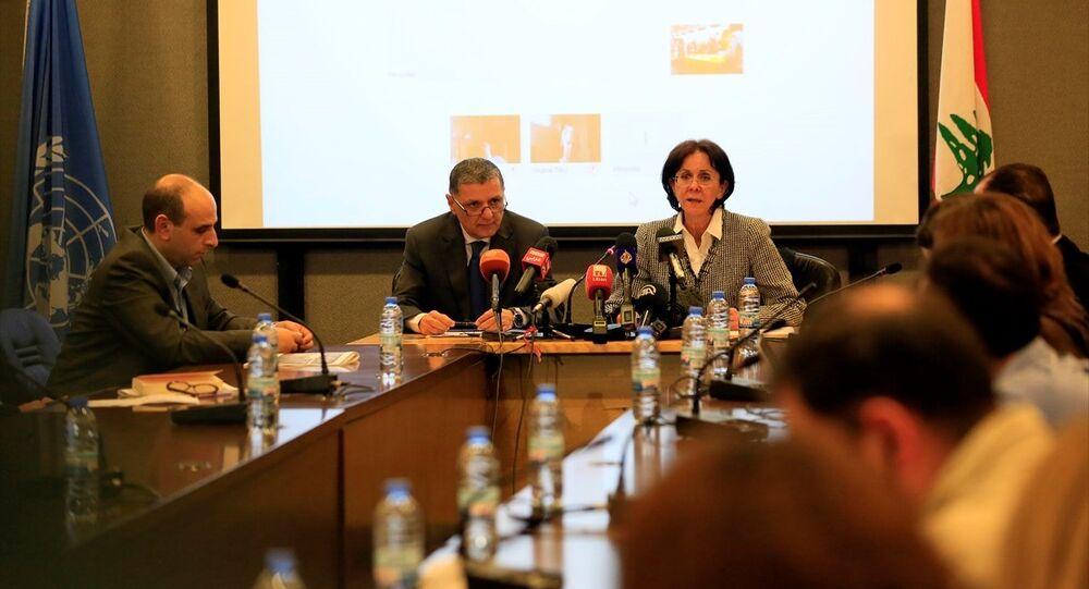 Rima Halef (sağda)