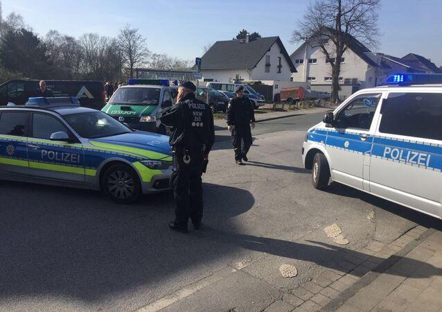 Almanya'nın Duisburg kentinde rehine krizi