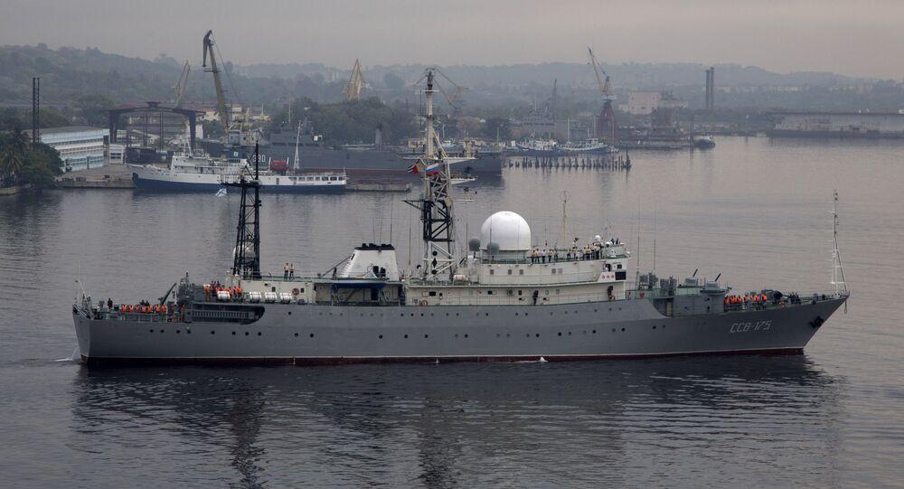 Rus gemisi Viktor Leonov