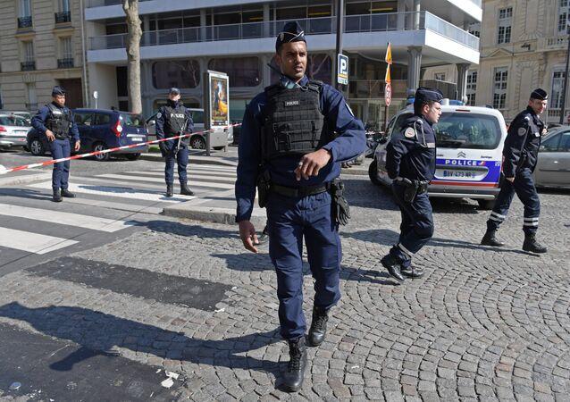 IMF'nin Paris ofisine saldırı