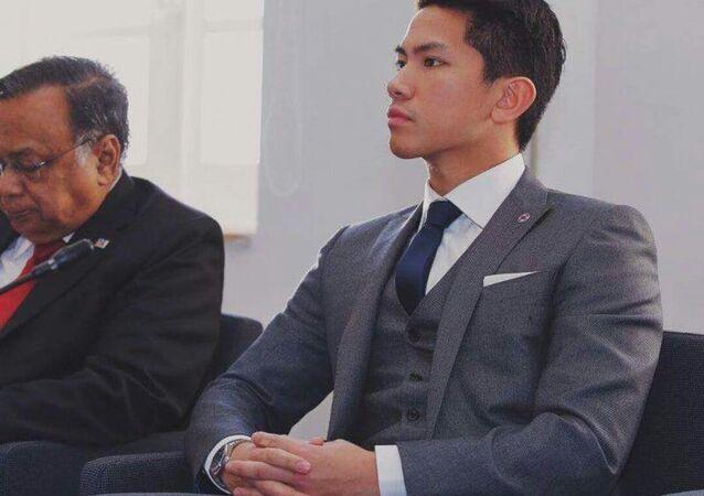Brunei Prensi Abdul Mateen