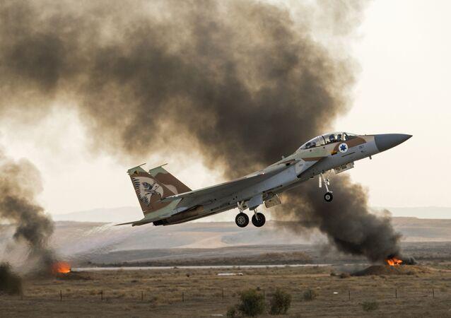 İsrail savaş uçakları / İsrail jetleri