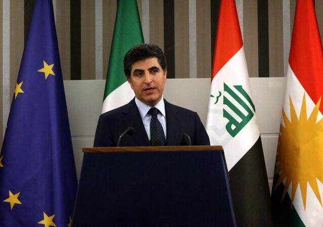 IKBY Başbakanı Neçirvan Barzani