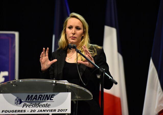 Marion Marechal-Le-Pen