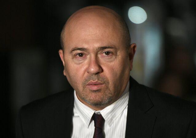 İsrail'in Rusya Büyükelçisi Gary Koren