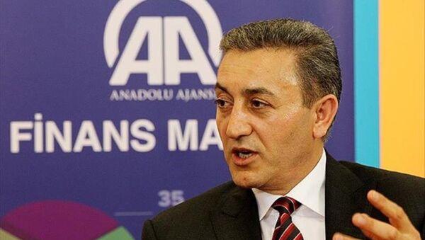 JCR Eurasia Rating Başkanı Orhan Ökmen - Sputnik Türkiye