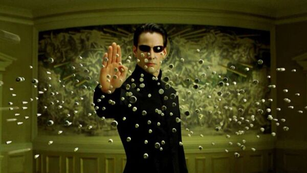 The Matrix - Sputnik Türkiye