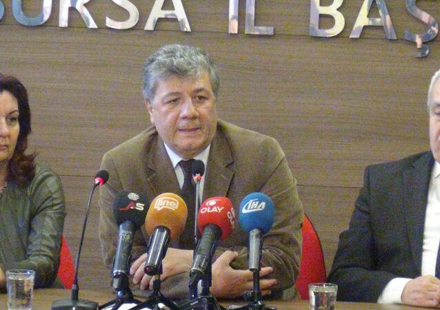 CHP İzmir milletvekili Mustafa Balbay