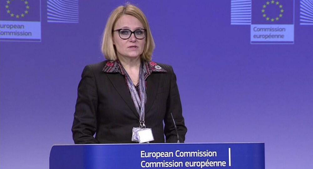 AB Komisyonu Sözcüsü Maja Kocijancic