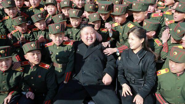 Kuzey Kore yönetimi ABD'ye yanıt verdi - Sputnik Türkiye