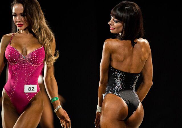 Rusya'daki vücut geliştirme şampiyonası
