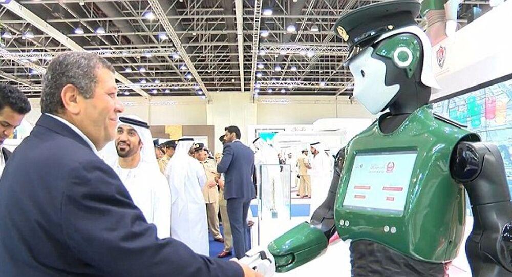 Dubaili Robocop