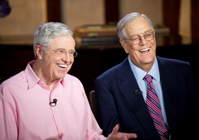 Charles ve David Koch