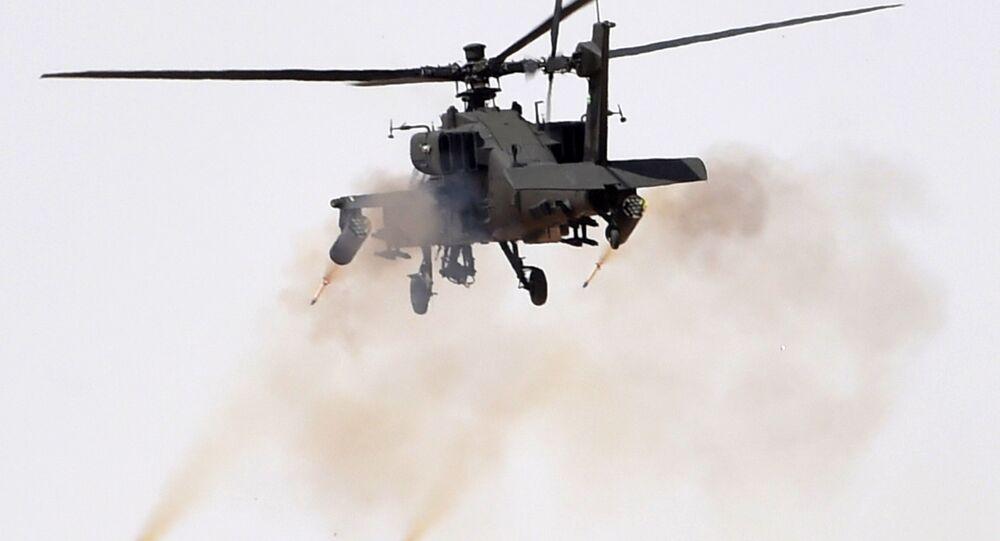 Apache helikopteri