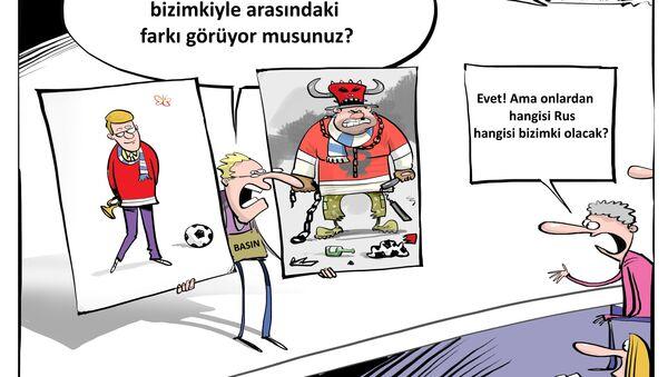Geleneksel Rus Maslenitsa dövüşleri İngiliz basınını korkuttu - Sputnik Türkiye