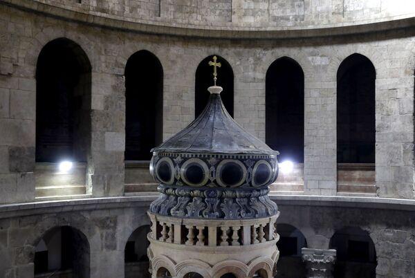 İsa'nın mezarı - Sputnik Türkiye