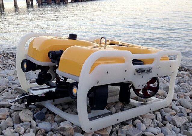 Sualtı aracı Marlin-350