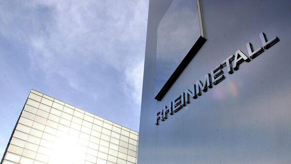 Rheinmetall - Sputnik Türkiye