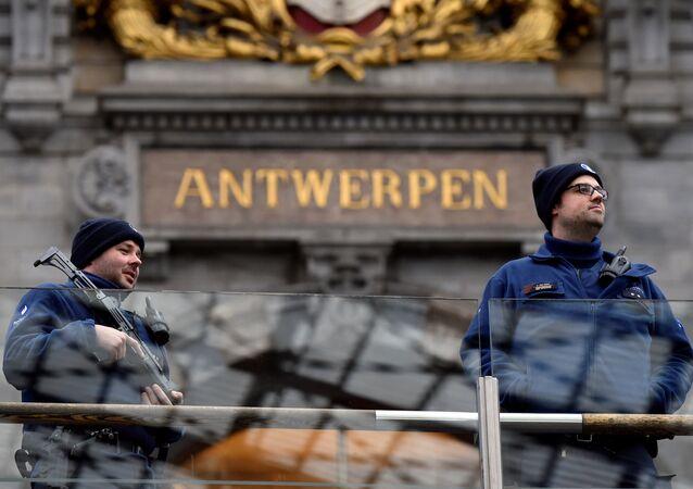 Antwerp polisi