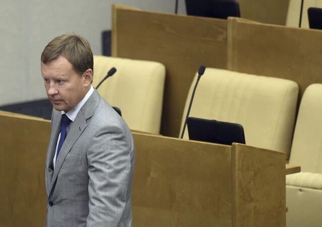 Rusya Devlet Duması'nın eski milletvekili Denis Voronenkov