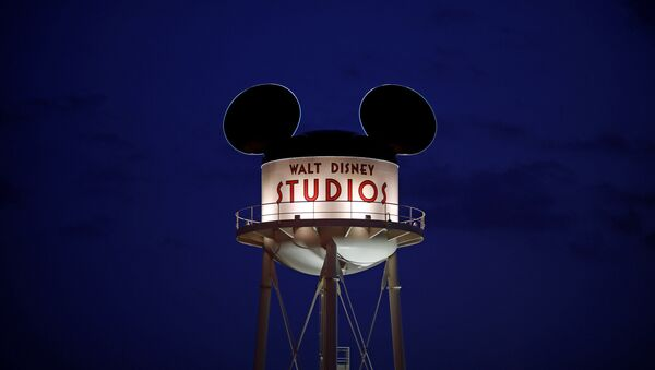 Fransa / Walt Disney - Sputnik Türkiye