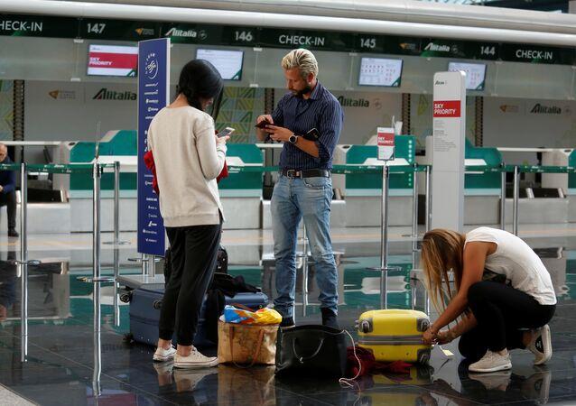 Roma  Fiumicino Havalimanı