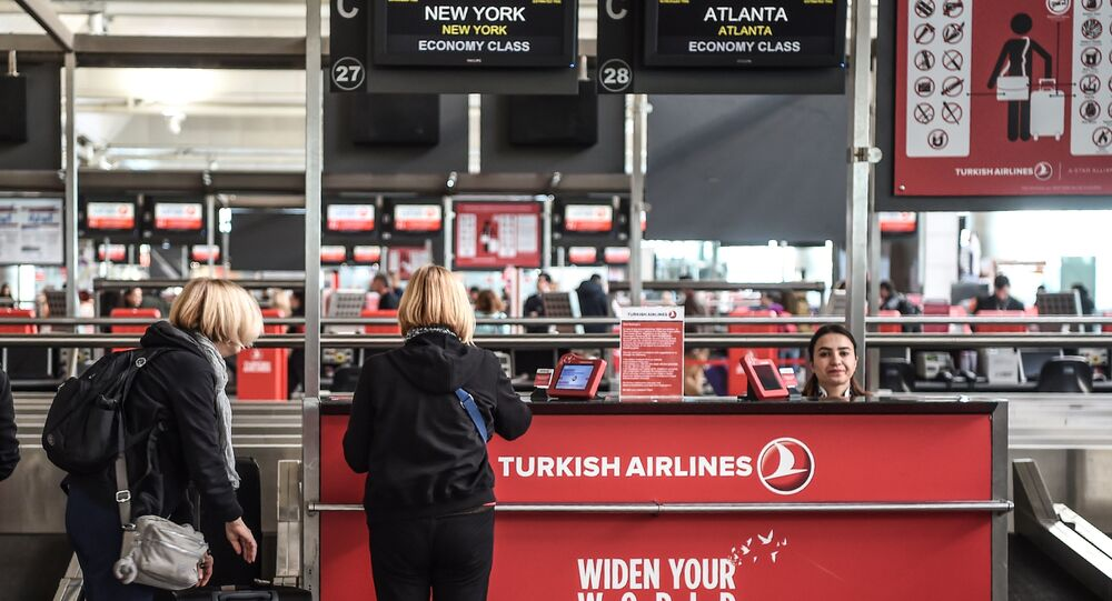 İstanbul Atatürk Havalimanı / THY