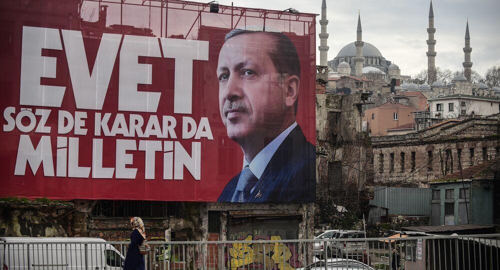 Recep Tayyip Erdoğan / Referandum
